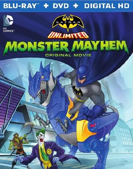 蝙蝠侠无极限:怪兽来袭 2015.HD720P 迅雷下载