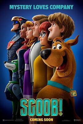 史酷比狗 Scooby-Doo
