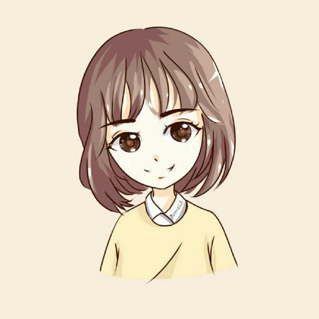 郑爽卡通铅笔画