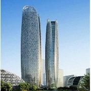 中建钢构成都金融城项目部