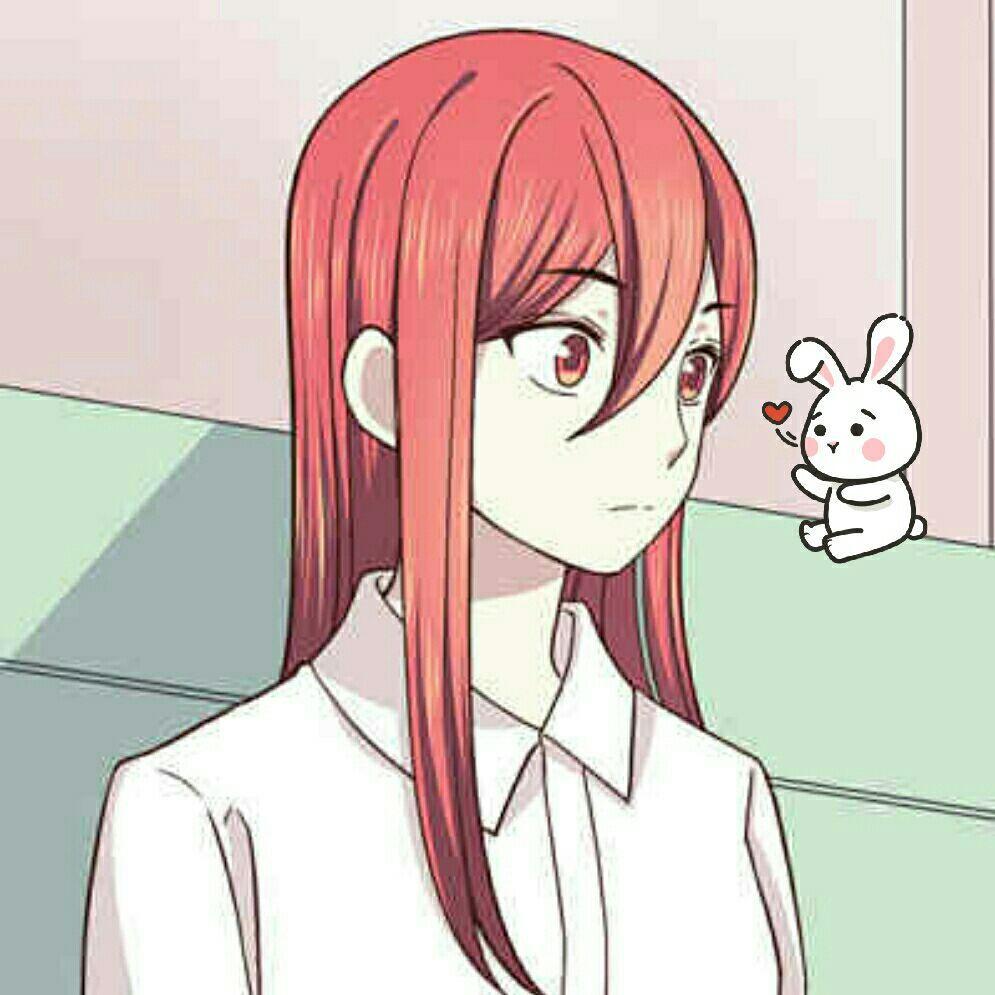 一个想画漫画的肺部的微博漫画图片女孩图片
