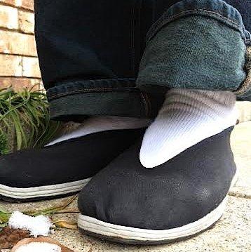 圆口布鞋bx
