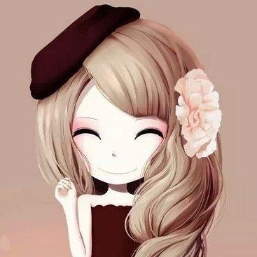 微笑加油图片可爱