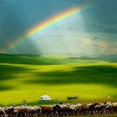 北疆理论风景线