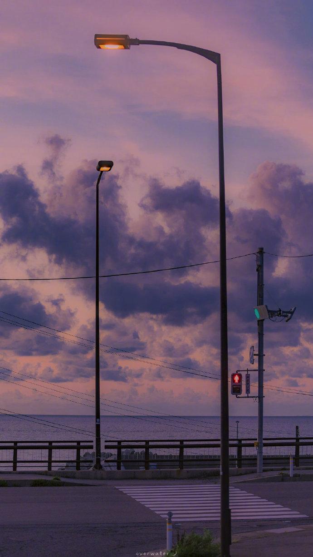 晚安说说精美图片:世事千帆过,前方终会是温柔和月光