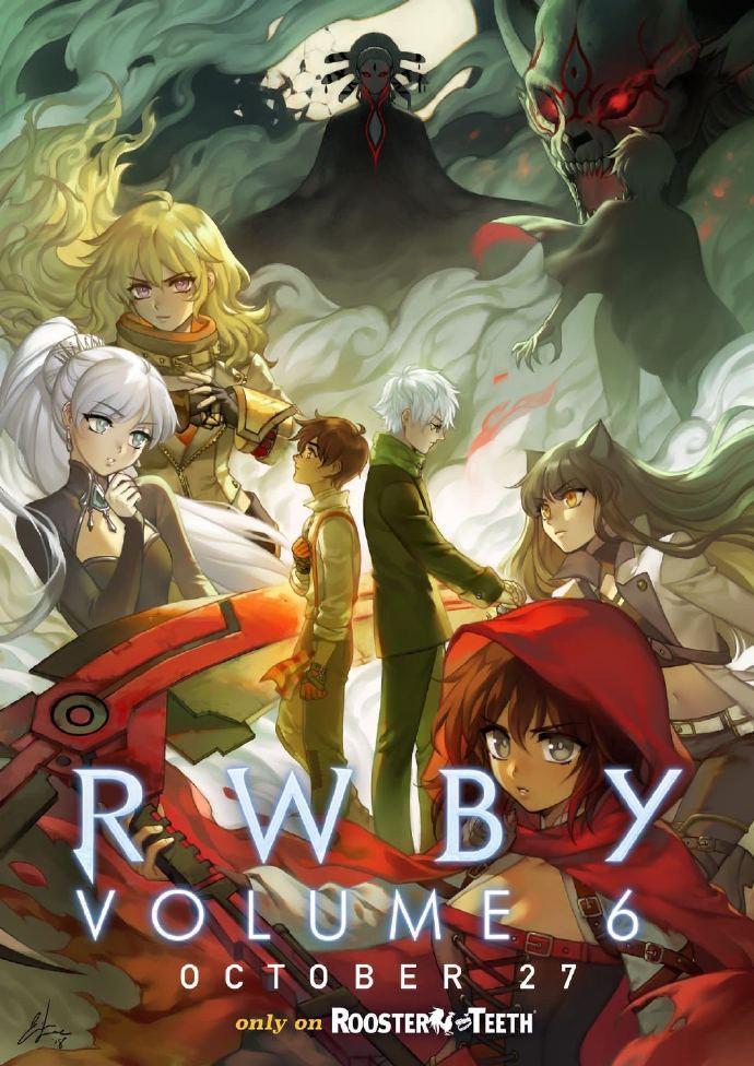 RWBY VOLUME6
