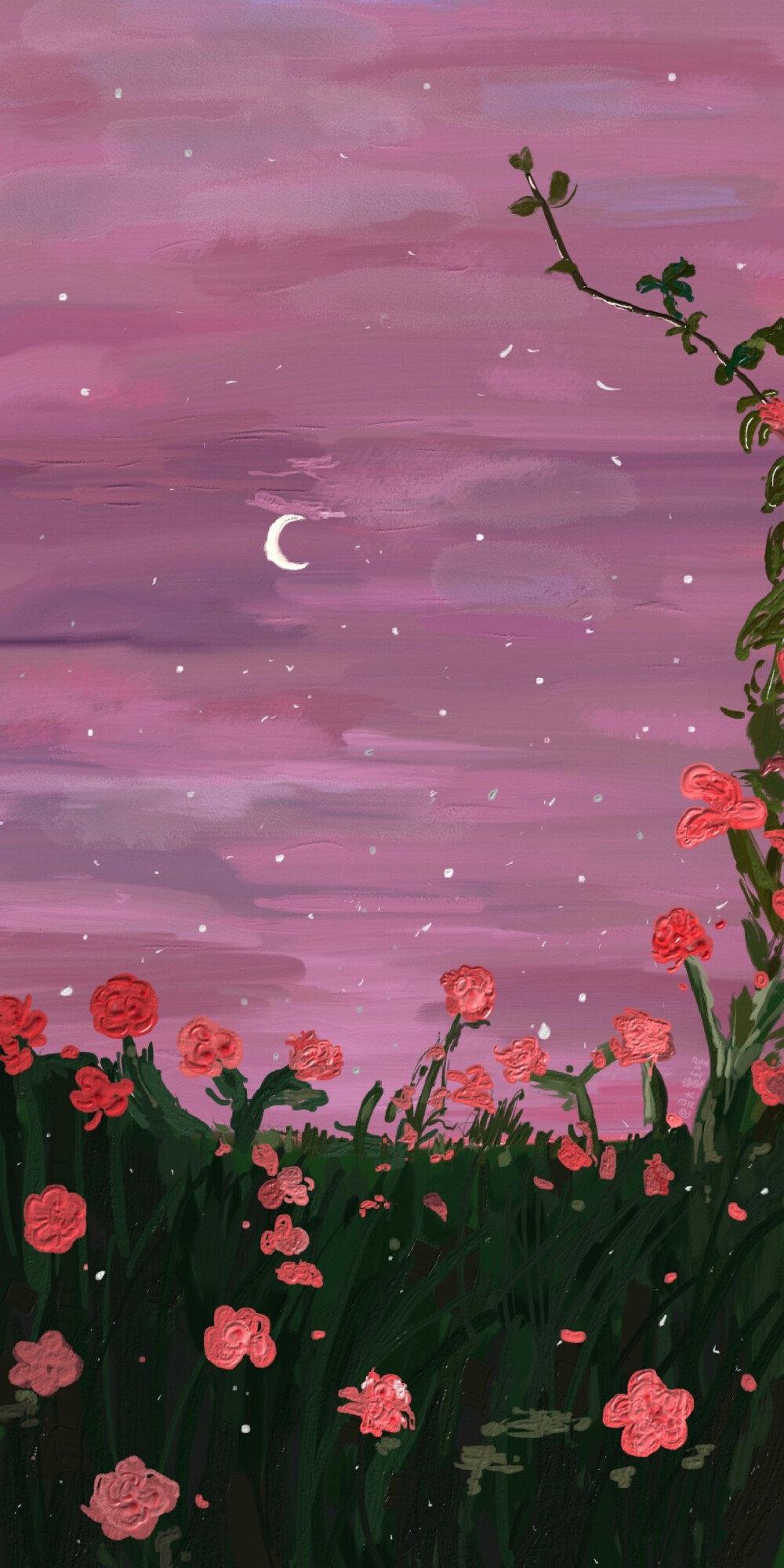 晚安句子心情美图0717:这辈子我先放手了,下辈子记得带我回家