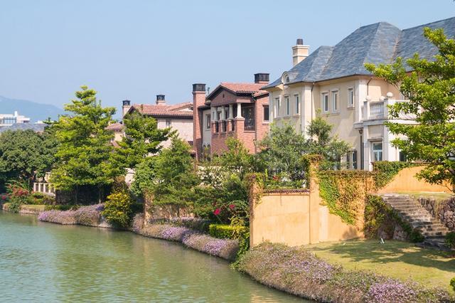 广州九龙湖浪漫欧洲小镇
