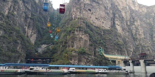 龙庆峡旅游