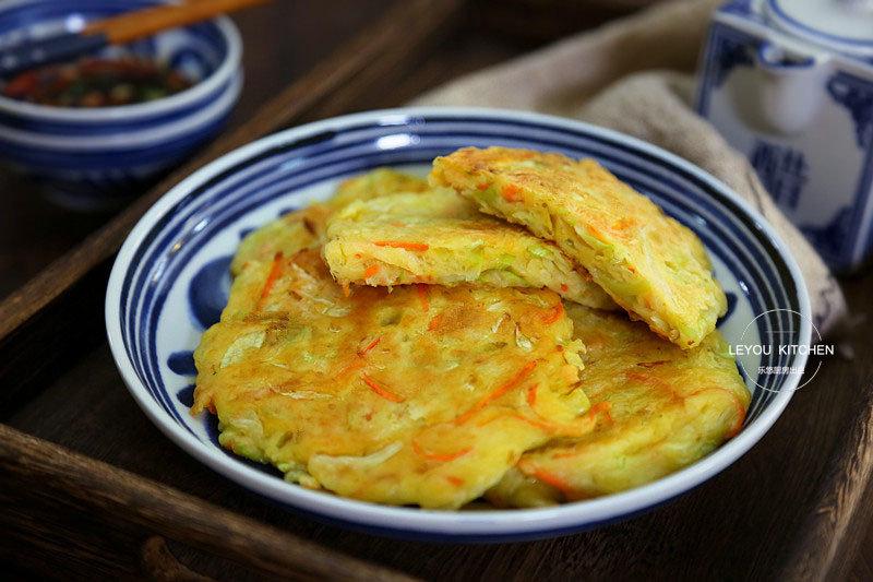 冬季便宜蔬菜,包菜的新吃法,十几分钟做一锅早餐饼,美味又营养