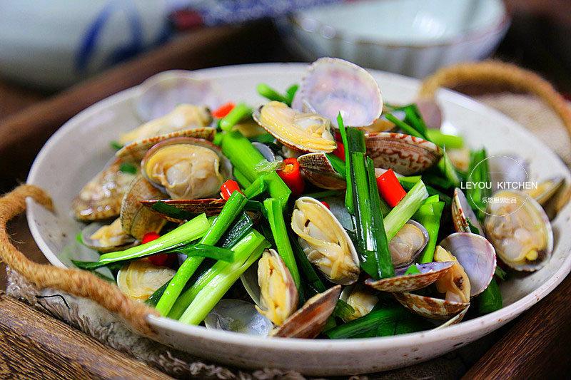 夏天的实惠小海鲜,花蛤的6种做法,十几块钱买很多,鲜到吮指