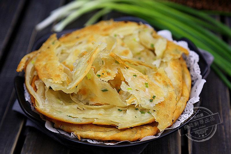 葱花饼的8种做法,都是面粉和葱,变变做法,口感就不一样
