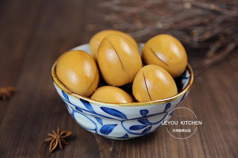 超简单!不用任何香料,卤一锅滋味十足的蛋