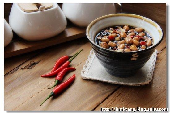 【国庆】香辣醋泡花生米:降血压的食疗良方