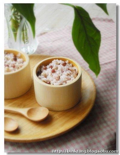 【早安】红豆薏米饭:夏三月,宜清补