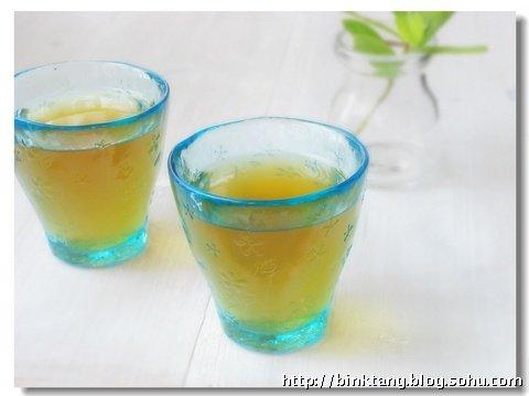 【骄阳】冬瓜茶:炎夏清凉饮品