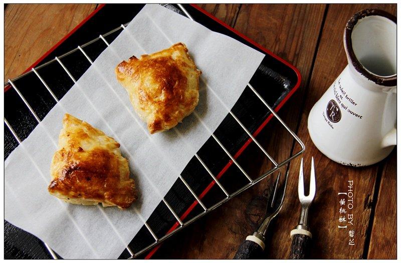 【黄桃酥】飞饼皮带来的简单美味