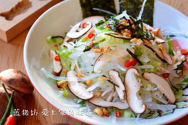 冬日清火菜 清脂萝卜沙拉