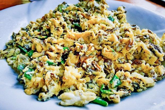 别再用韭菜炒蛋了,用它炒鸡蛋,鲜味十足营养翻倍,孩子爱吃