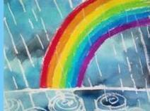 彩虹是什么味道?颜值爆表的彩虹三明治热浪来袭