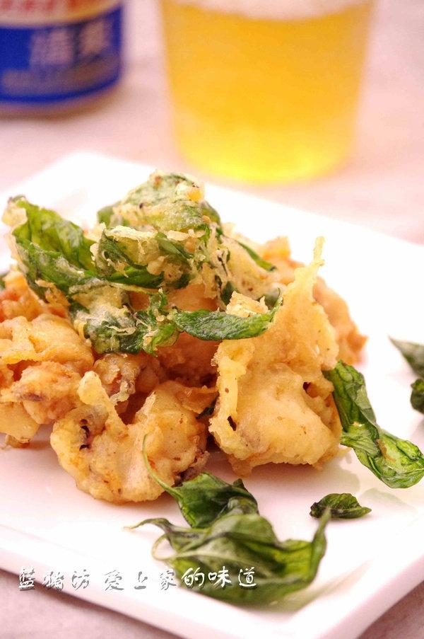 教你秘制蒜香章鱼,传说中的零食盛宴!周末在家超好吃!