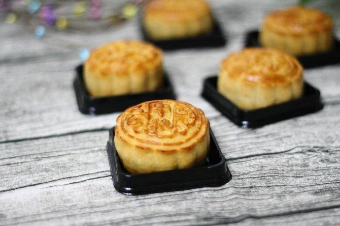 【相聚】中秋佳节巧做少油少糖无添加剂的月饼