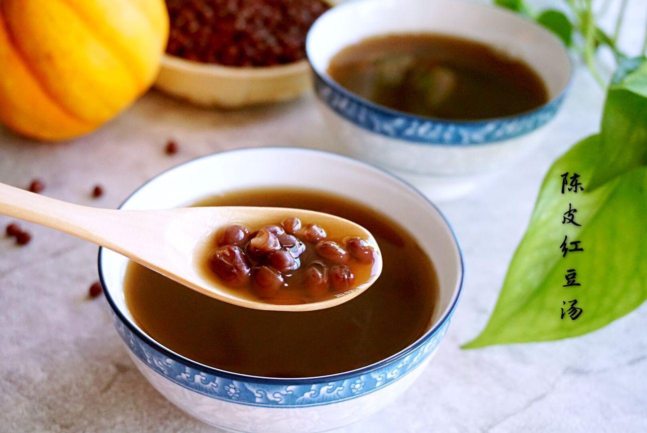 【相聚】和广东人学做糖水:补气健脾的陈皮红豆汤