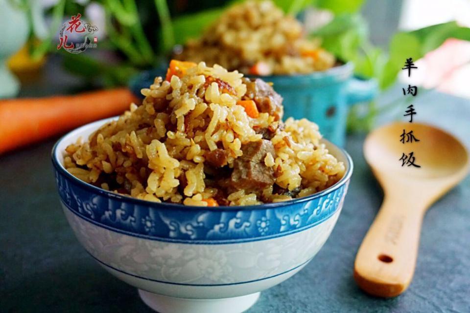 做一次就满屋飘香的一碗饭,也是秋冬最进补的美食