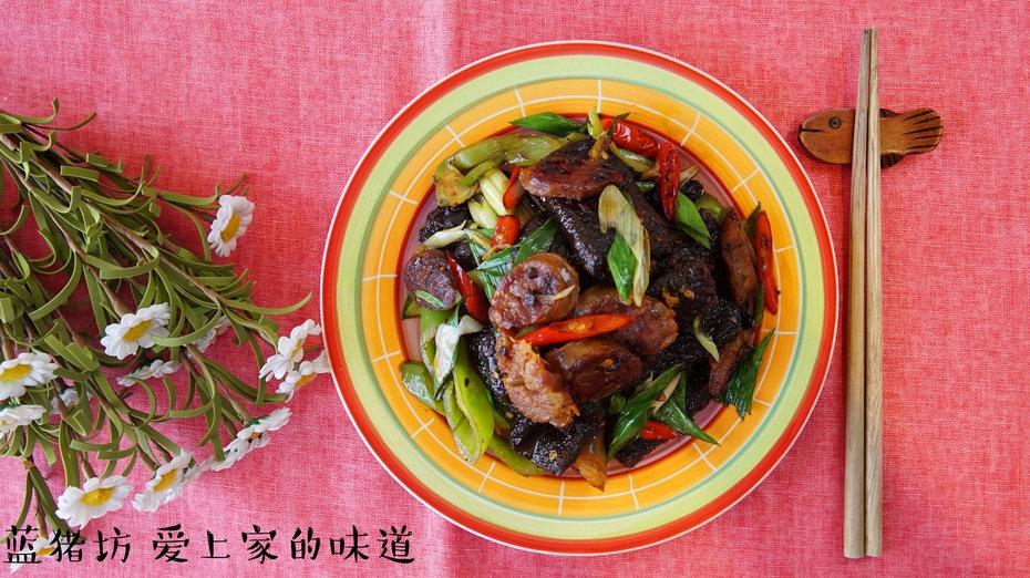 蕨粑这样最好吃,口感细腻营养丰富,活到八十不显老!
