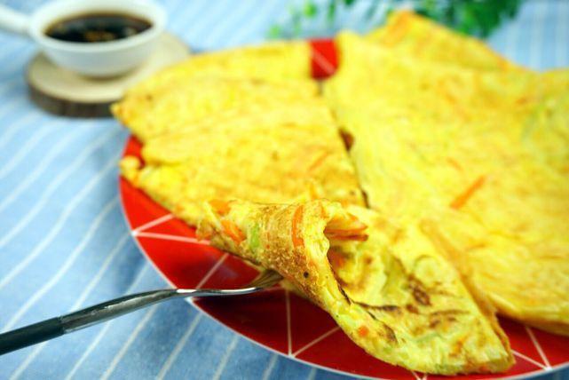 北京人最爱早餐,金灿灿的色泽,夏天吃一周都不腻