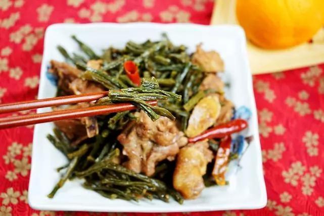 口感醇香数倍的蔬菜干,天热没食欲就做它,好吃不腻家人吃不够