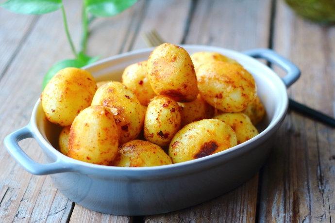 土豆这样做好吃到爆!当零食、当菜又当饭,常吃又健康又减肥