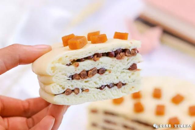 红豆牛奶糕:超级美味的小糕点