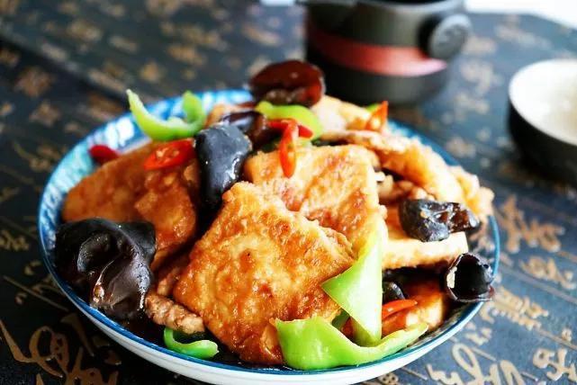豆腐本就营养,制作增加一小步,美味翻倍,家人爱吃没得挑