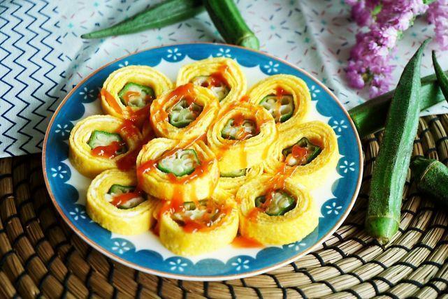 这款清爽小蛋卷,最受欢迎的幼儿餐,五分钟煎一盘,孩子真爱吃