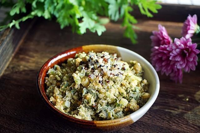 都说藜麦最营养,怎么做最香?这食谱老人吃降脂,年轻人吃减肥