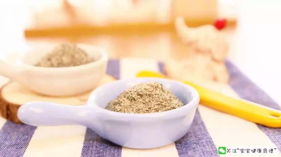 补钙又补碘的拌饭料,辅食不加盐也可以很美味!