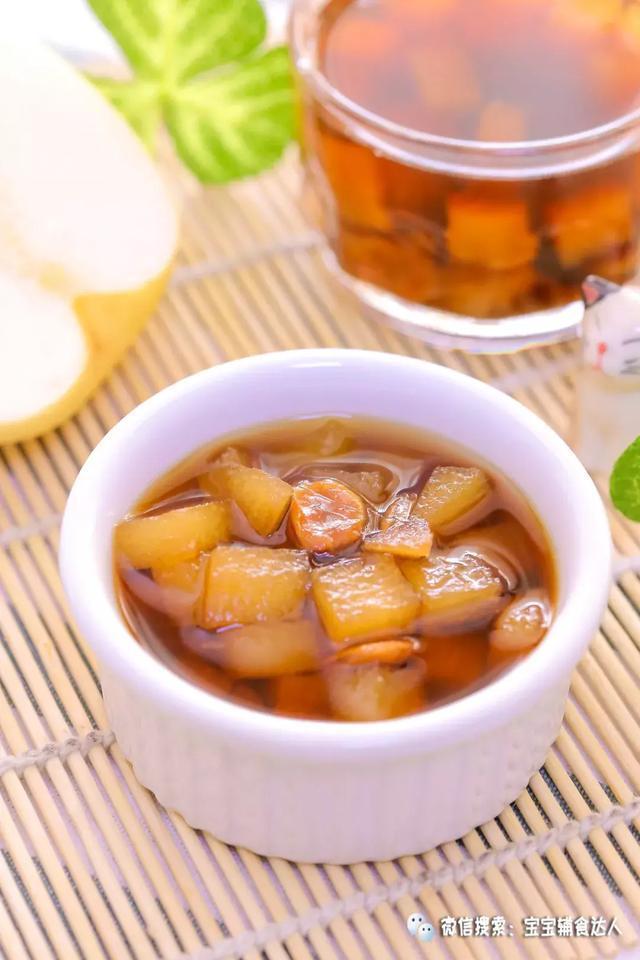 这个东西清热去火润燥止咳,做成甜汤正适合,还有润肠通便的功效