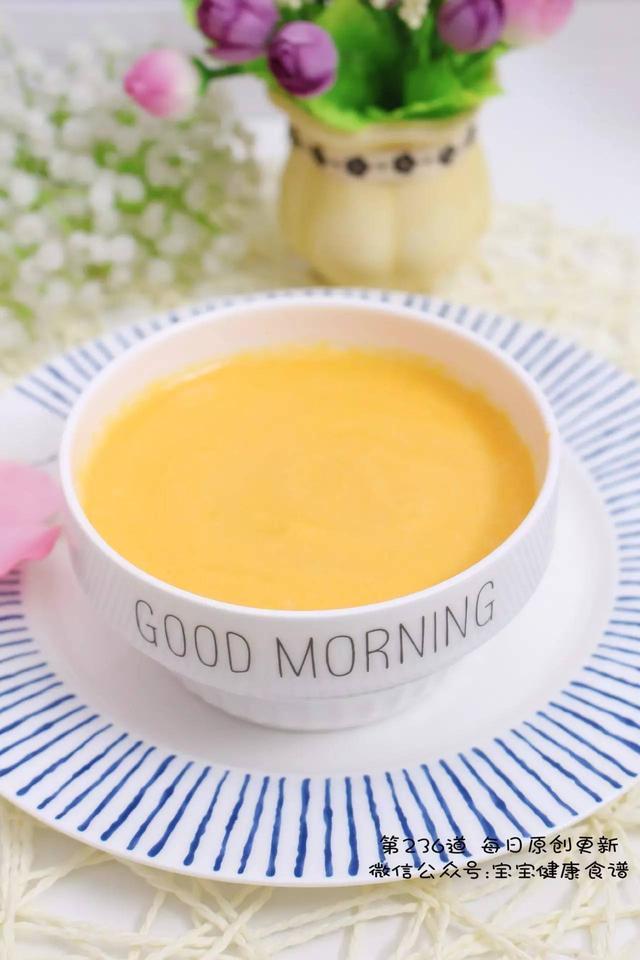这样搭配的营养浓汤,宝宝喝了一碗还要!