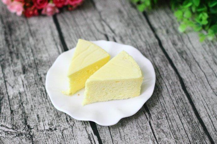香浓细滑的乳酪蛋糕,吃完让你唇齿留香