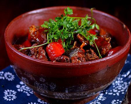 胡萝卜烧羊肉的做法