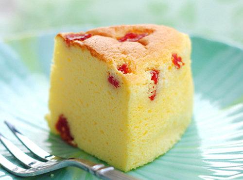 圣女果轻乳酪蛋糕 香甜细腻 口感轻盈 宝宝最爱吃的烘焙甜品