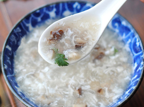 孩子爱吃的家常菜 西湖牛肉羹 香淳鲜美 爽嫩润滑 做法简单又美味