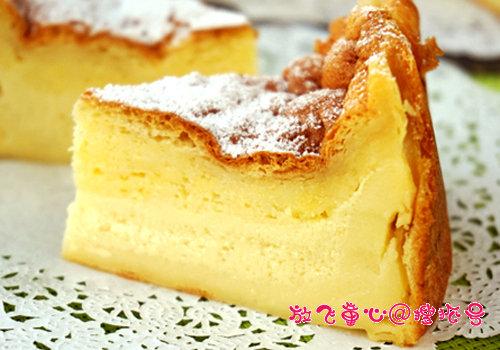 宝宝最爱吃的蛋糕 法罗夫魔法蛋糕 香甜软嫩 一口吃出三重美味