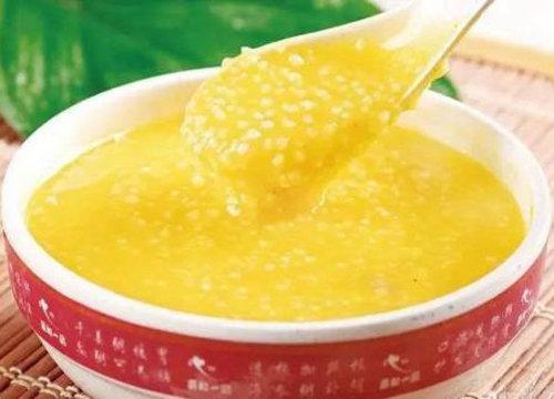 宝宝辅食食谱 小米粥做法大全 活力营养餐 让宝宝吃出健康聪明