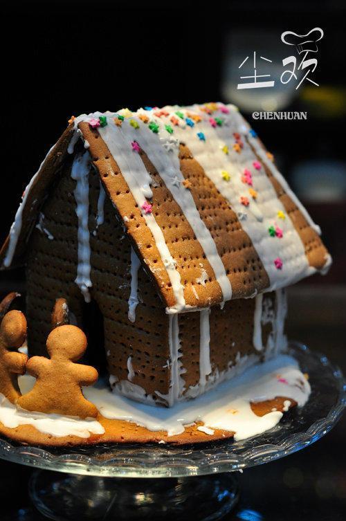圣诞节亲手给孩子做