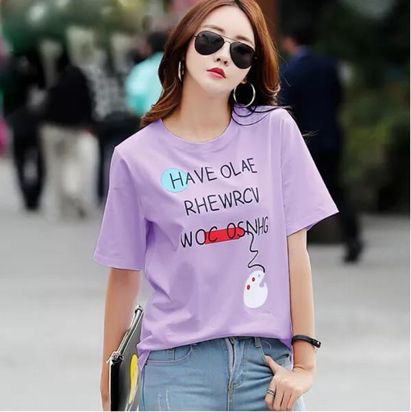 时尚潮搭T恤 跟对风格 怎么穿都好看