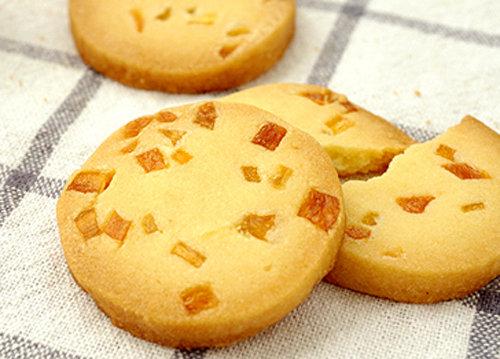 自制宝宝烘焙小零食 芒果饼干的家常做法 酥脆而香甜 清新又爽口