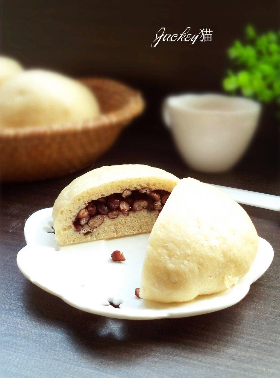 【开学季】豆渣是个宝—豆渣蜜豆包