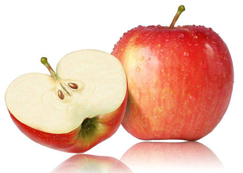 苹果烤着吃 味道竟然这么美 宝宝食谱之烤苹果片的做法 别样美味